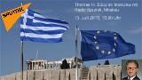 GREXIT-Risiko auf 40% minimiert laut dem geopolitischen Wirtschaftsexperten Thomas H. Stütz