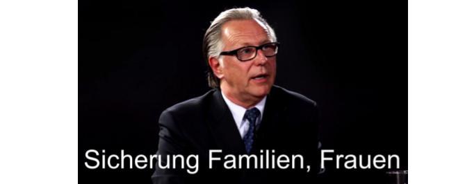 Entscheider Talk! – Sicherung Familien, Frauen